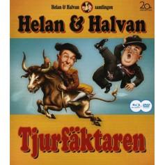 Helan & Halvan - Tjurfäktaren (Blu-ray + DVD)