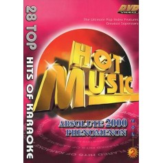 Karaoke - Hot music 2 (Import)