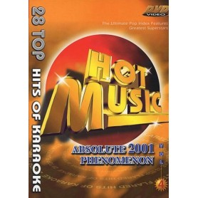 Karaoke - Hot music 4 (Import)