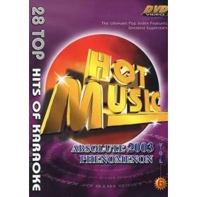 Karaoke - Hot music 6 (Import)