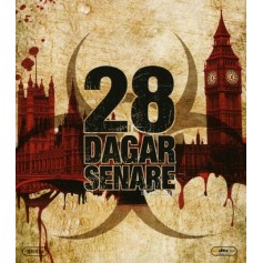 28 dagar senare (Blu-ray)