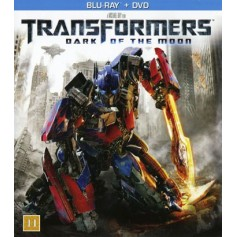 Transformers 3 - Dark of the Moon (Blu-ray + DVD)