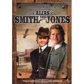 Alias Smith And Jones - Säsong 2 Box 2