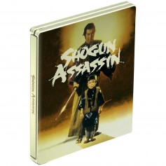 Shogun Assassin - Steelbook (Blu-ray) (Import)