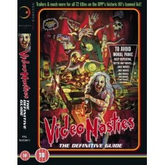 Video Nasties - The definitive guide (3-disc) (Import)