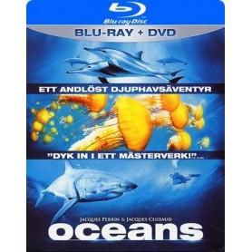 Oceans (BD + DVD)