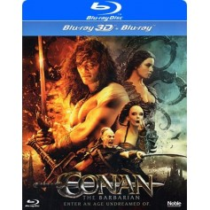 Conan the Barbarian (Real 3D + Blu-ray) (2011)