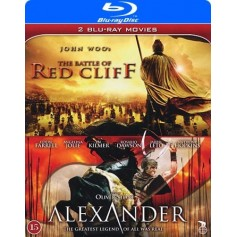 Battle of Red Cliff / Alexander (2-disc) (Blu-ray)