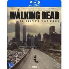The Walking Dead - Säsong 1 (2-disc Blu-ray)