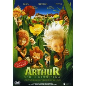 Arthur och Minimojerna