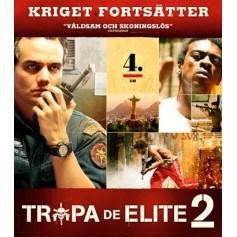 Tropa de Elite 2 (Blu-ray)