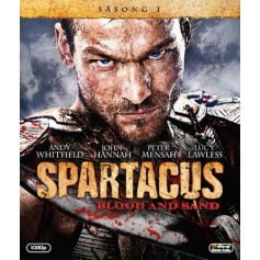 Spartacus: Blood & Sand - Säsong 1 (4-disc Blu-ray)