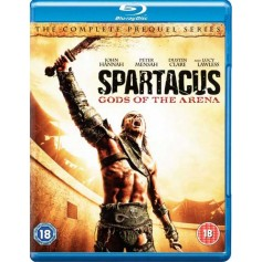 Spartacus: Gods of the arena (Blu-ray) (Import)