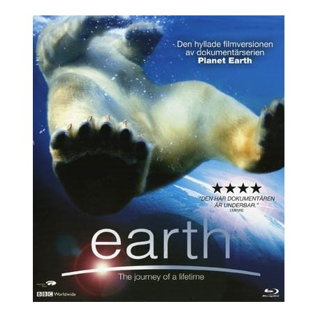 Earth (Blu-ray)