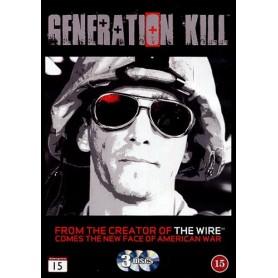 Generation kill (3-disc)