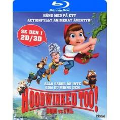 Hoodwinked Too! - Hood Vs Evil (Blu-ray 3D)