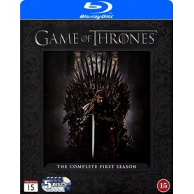 Game of thrones - Säsong 1 (Blu-ray)