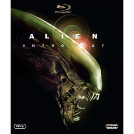 Alien - Anthology Box (Blu-ray) (6 disc)