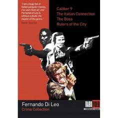 Fernando Di Leo Crime Collection (Import)