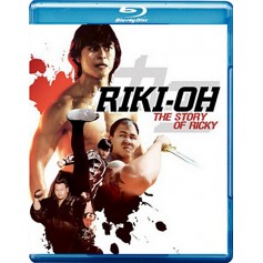 Riki-Oh - The Story Of Ricky (Blu-ray) (Import)