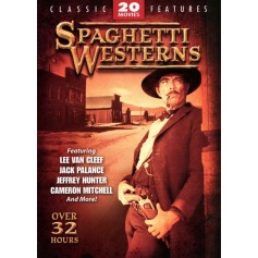 Spaghetti Westerns: 20 Movie Pack (5-disc) (Import)