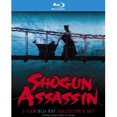 Shogun Assassin 5 Film (Collector's Edition) (Blu-ray) (Import)