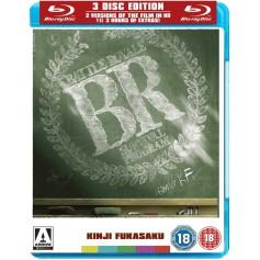 Battle Royale (Blu-ray) (3-disc) (Import)