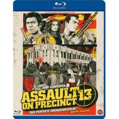 Assault on Precinct 13 (Blu-ray) (Import sv.text)