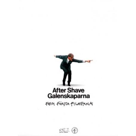 After Shave Galenskaparna - Fem Första Filmerna
