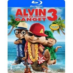 Alvin och Gänget 3 (Blu-ray)