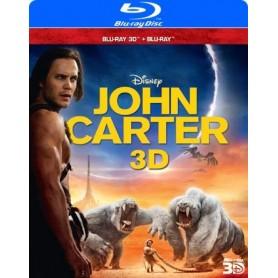John Carter (Blu-ray 3D + Blu-ray)