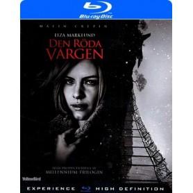 Den röda vargen (Blu-ray)