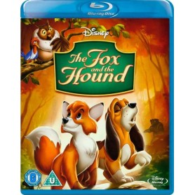 Fox and the Hound (Blu-ray) (Import)