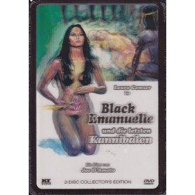 Black Emanuelle and the last cannibals (Steelbook) (Import)