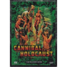 Cannibal Holocaust (Steelbook) (Import)