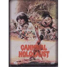 Cannibal Holocaust (Steelbook) (3-disc) (Import)