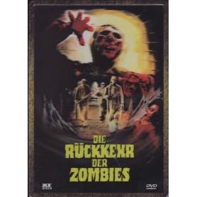 Zombie 3/Nights of terror (Steelbook) (Import)