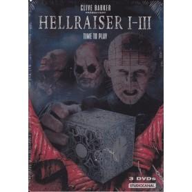 Hellraiser 1-3 (Steelbook) (Import)