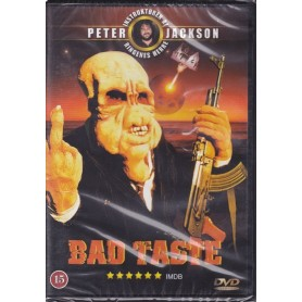 Bad Taste (Import sv.text)