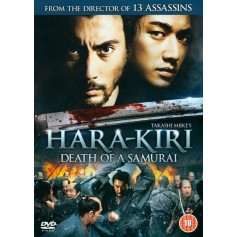 Hara-Kiri: Death of a Samurai (Import)