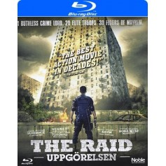 Raid - Uppgörelsen (Blu-ray)