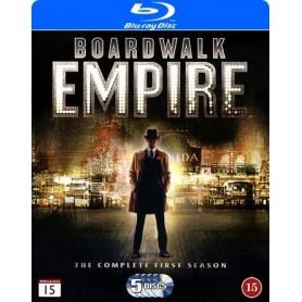 Boardwalk Empire - Säsong 1 (Blu-ray)