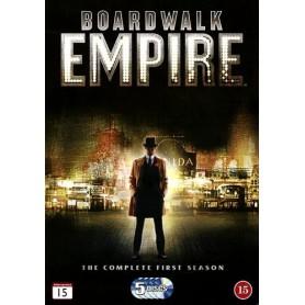 Boardwalk Empire - Säsong 1 (5-disc)