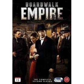 Boardwalk Empire - Säsong 2 (5-disc)
