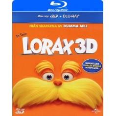Lorax (Blu-ray 3D + Blu-ray)