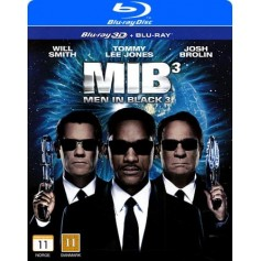 Men in Black 3 (Blu-ray 3D)