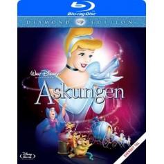 Askungen (2-disc) (Disney) (Blu-ray + DVD)