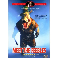 Meet the Feebles (Import sv.text)