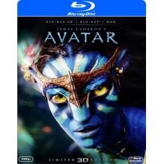Avatar (Blu-ray 3D + Blu-ray + DVD)
