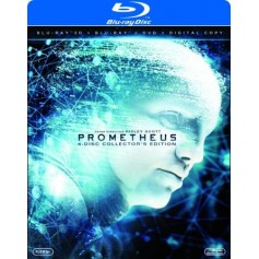 Prometheus 3D (3DBlu-ray + BD + DVD)